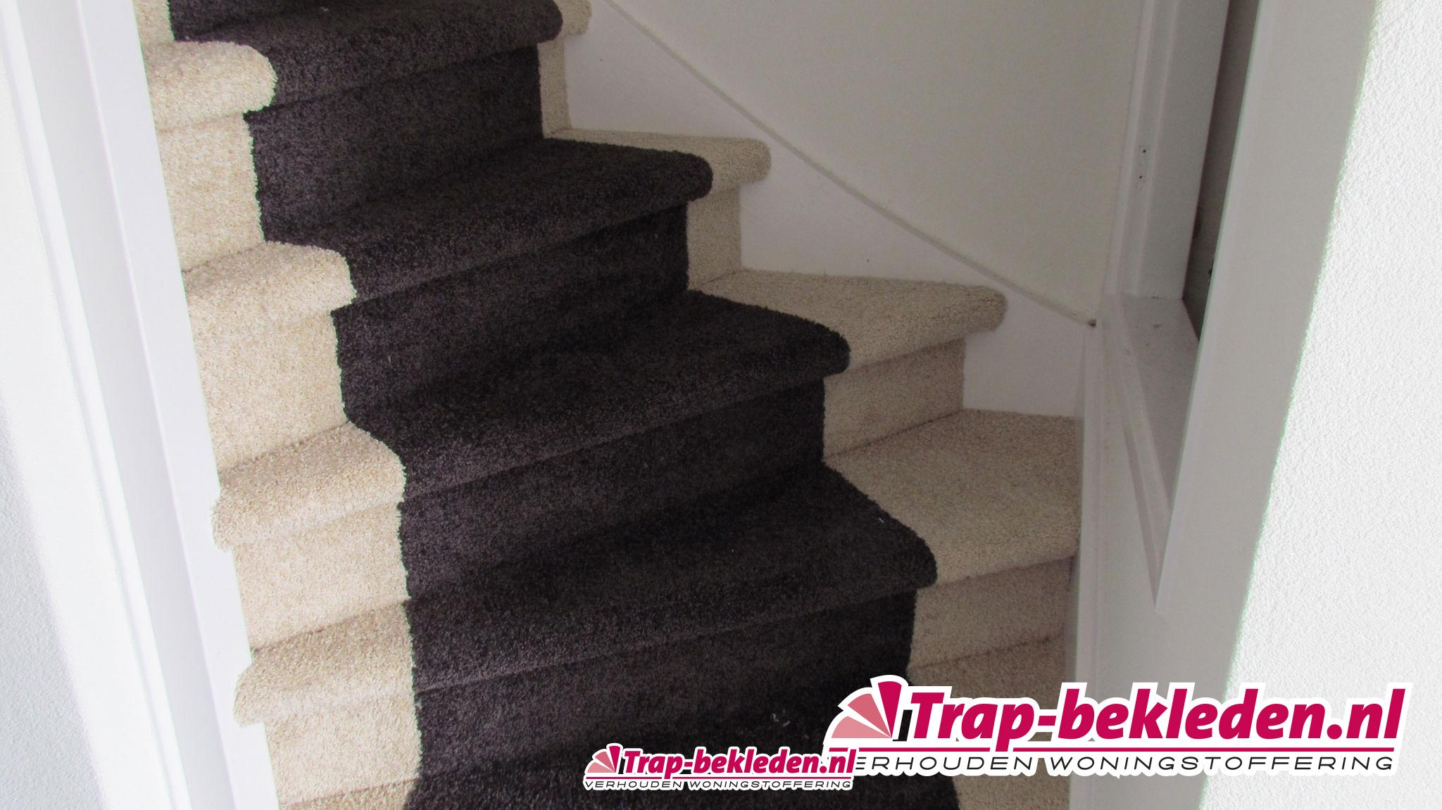 Trap Tapijt Leggen : Vloerbedekking trap leggen trap bekleden